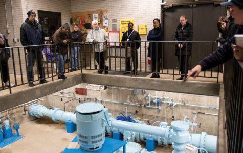 5th Ward residents evaluate benefits, costs of water pumping station