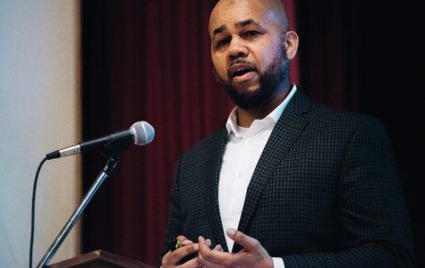 Authors evaluate racial inequities in schools, address District 65 community members