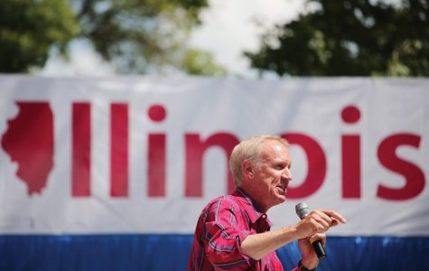 Rauner survives tight primary to set up billionaire showdown for governor in November