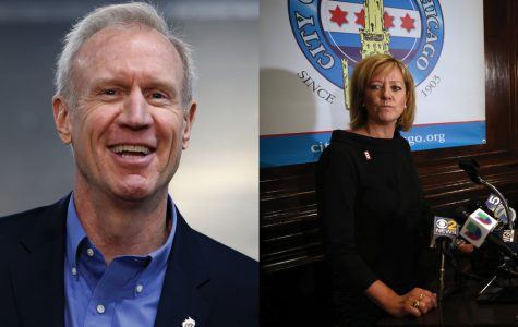 Rauner, Ives face off in Republican gubernatorial primary