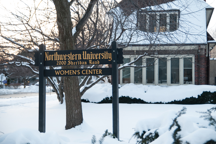 The Women's Center at 2000 Sheridan Rd. Counseling and Psychological Services counselors started a healing space for Latinx students that meets twice a month at the Women's Center.