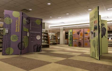 National Vegetarian Museum opens exhibit at library