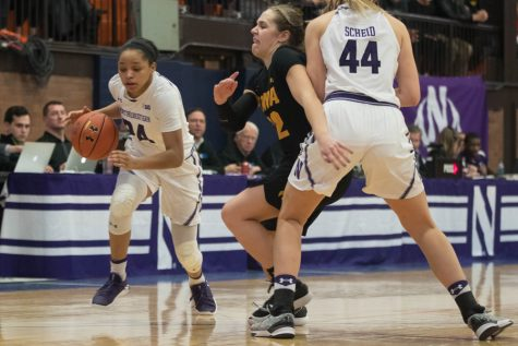 Women's Basketball: Northwestern's season ends with loss to Iowa in Big Ten Tournament