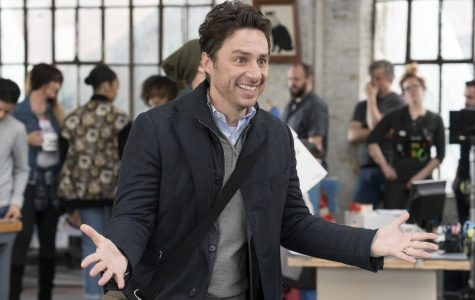 Zach Braff returns to television with his new sitcom, 'Alex, Inc.'