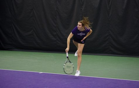 Women's Tennis: Northwestern puts five-match win streak on the line against No. 5 Georgia Tech, Purdue