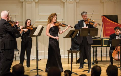 NU alum premieres new composition at 45th annual Bach Week Festival