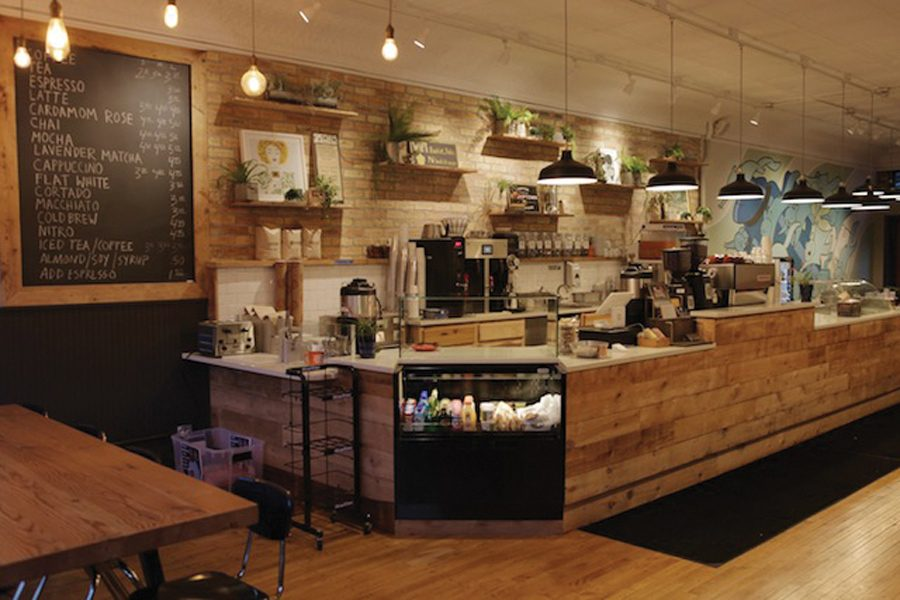 Backlot+Coffee%2C+2006+Central+St.+The+coffee+shop+will+provide+paper+and+corn-based+straws+to+customers+in+an+effort+to+become+a+more+sustainable+operation.