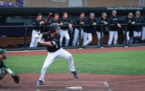 Baseball: Jack Dunn sparks Cats' first win over Illinois-Chicago since 2015