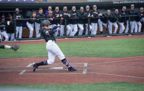 Baseball: NU falls narrowly to Michigan State, fails to avoid series sweep