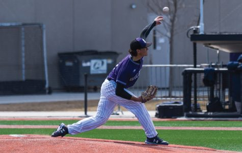 Baseball: NU's pitching continues to improve heading into game at Notre Dame