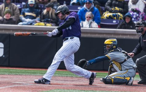 Baseball: NU's offense tries to find spark in loss to Michigan State