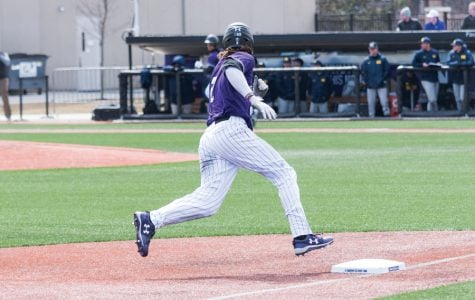 Baseball: Steal-happy Wildcats, Spartans to meet in series this weekend