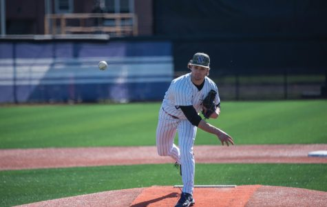 Baseball: Wildcats shut out Notre Dame behind bullpenning strategy