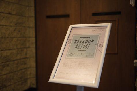 Dittmar exhibit focuses on bedroom artists in digital age