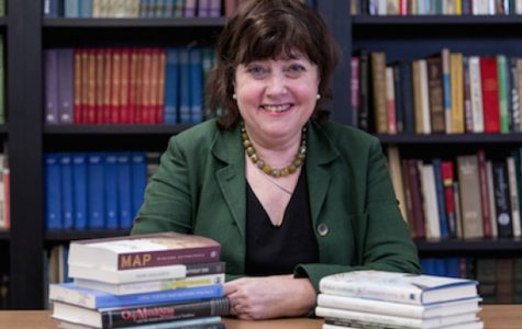 Northwestern professor earns American Academy of of Arts and Letters award