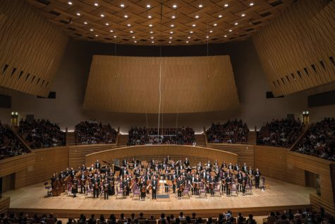 Northwestern University Symphony Orchestra returns from 10-day Asia tour