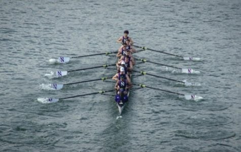 NU club rowing team heads to China for international regatta