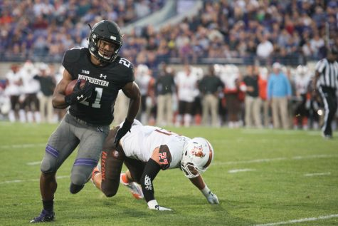Football: Jackson selected by Chargers, but other Wildcats passed over in NFL Draft