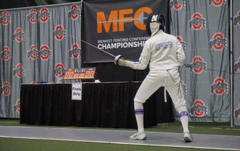 Fencing: Hamilton leads NU at U.S. Fencing Div. I National Championships