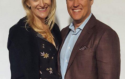 Tony and Monique Owen. The two helped establish the Little Joe Ventures Fellowship Program in Entrepreneurship.