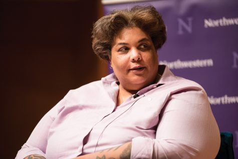 Author Roxane Gay explores nuances in race, pop culture at campus event
