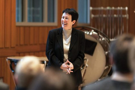 Grammy, Pulitzer winner Jennifer Higdon awarded 2018 Nemmers Prize in Musical Composition