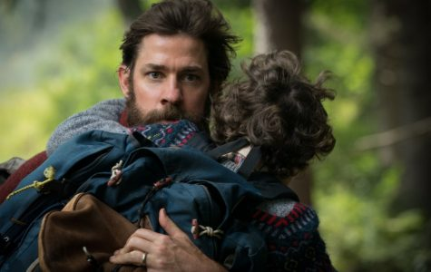 The genial John Krasinski shakes up horror in his first foray into the genre