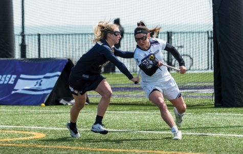 Lacrosse: Lasota earns second Big Ten weekly honor of season