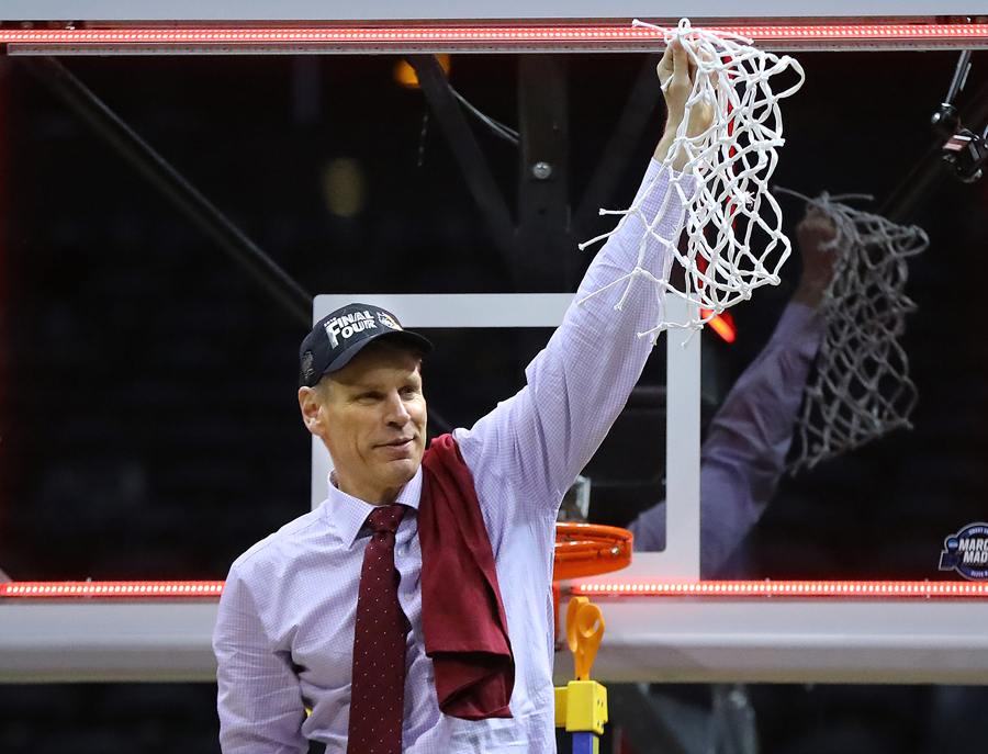 What Loyola coach Porter Moser said after Final Four loss to MI