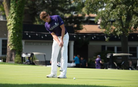 Men's Golf: Wildcats finish tied for first at Boilermaker Invitational
