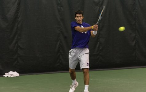 Men's Tennis: Coach Arvid Swan's return energizes team prior to road trip