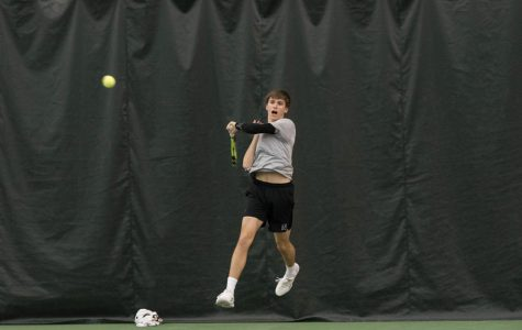 Men's Tennis: Northwestern looks for successful Big Ten weekend