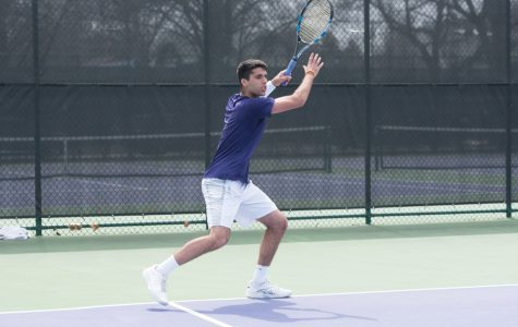 Men's Tennis: Regular season ends with losses to Minnesota, Wisconsin