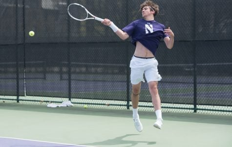 Men's Tennis: Season ends with loss to Iowa at Big Ten Championships