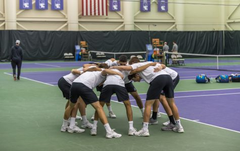 Men's Tennis: Northwestern looks for strong finish after up-and-down March