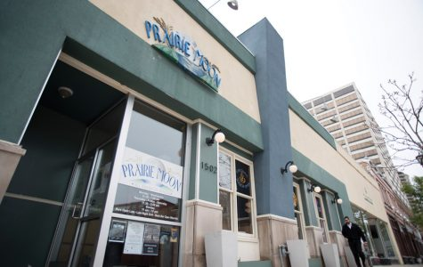 Prairie Moon, 1502 Sherman Ave. The restaurant will close its doors April 15 to move to a new location.