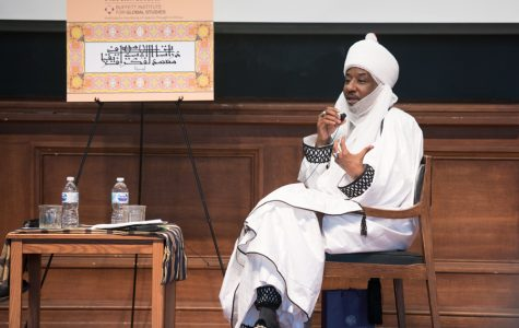 Emir of Kano Muhammadu Sanusi II talks education, Sharia Law