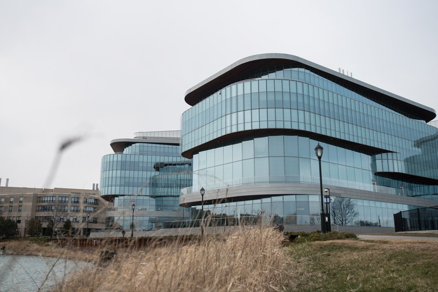 The Kellogg School of Management, 2211 Campus Drive, home of Northwestern's department of economics. The department voted unanimously Tuesday to classify economics as a STEM major.
