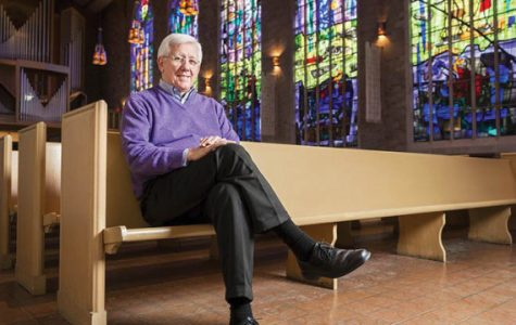 University Chaplain Timothy Stevens to retire in June