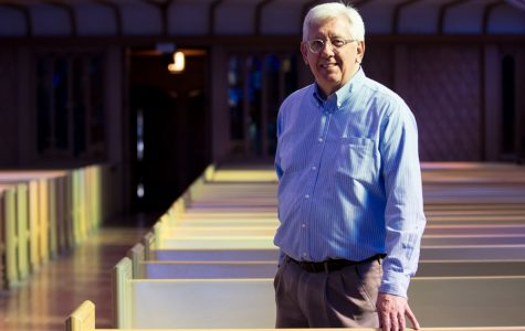 University chaplain reflects on interfaith inclusion, campus diversity before retirement