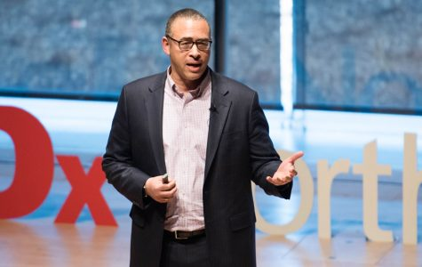 University Provost, international attorney speak at TEDx Northwestern conference