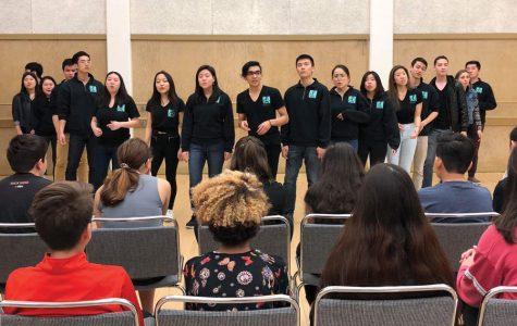 Treblemakers emphasize Asian American identity on California tour
