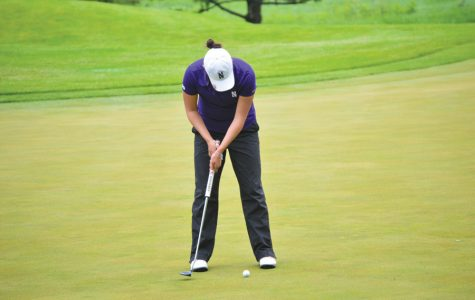 Women's Golf: Northwestern turns in another solid finish in top-tier field