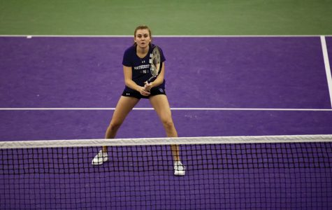 Women's Tennis: Northwestern heads to Michigan, looks to remain undefeated in Big Ten play