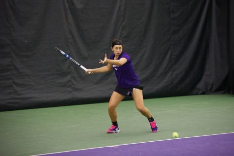 Women's Tennis: Northwestern heads into Big Ten tourney with title hopes