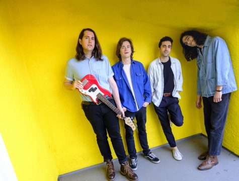 LA-based indie rock band Sure Sure to play feel-good tunes at SPACE