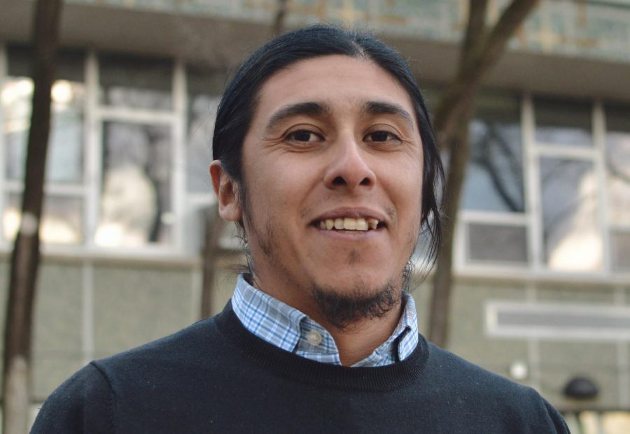 Daniel Trujillo. Trujillo, who is a research fellow at Northwestern, is running as the Green Party candidate for Illinois' 18th District.