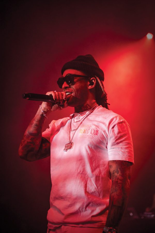 Ty Dolla ign lights up Riviera Theatre