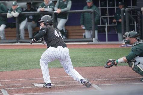 Baseball: Seniors reflect on time with program, express confidence about team's future