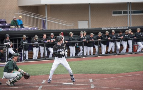 Baseball: Wildcats trying to keep momentum in weekend series at Purdue